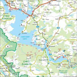 lipno-mapa